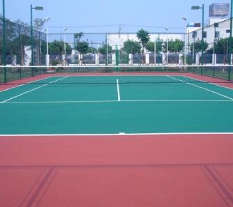 网球场硅PU球场
