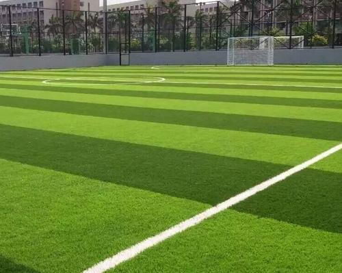 山东人造草坪运动场