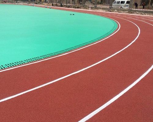 学校运动场跑道