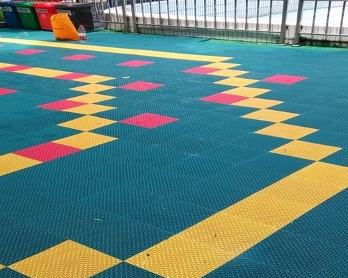 莱芜悬浮式拼装地板