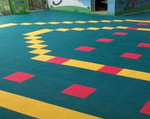 莱芜幼儿园悬浮拼装地板