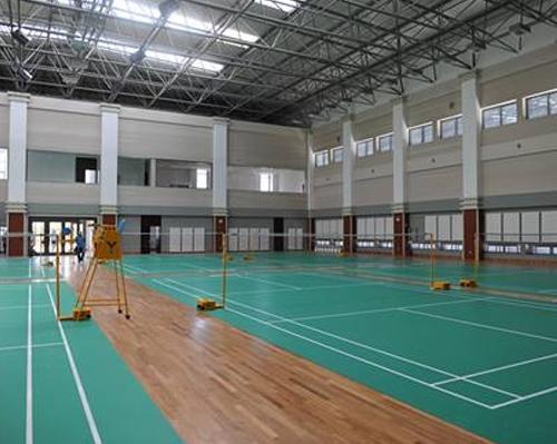 莱芜体育设施