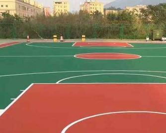 济南硅PU球场