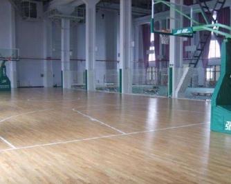 运动PVC地板