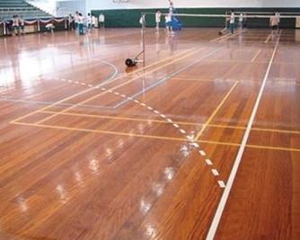 运动场木地板