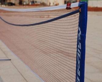 运动场网球拦网