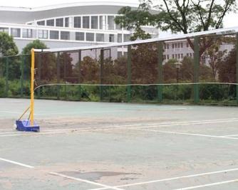 羽毛球拦网